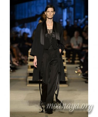 Тенденций New York fashion week Spring-Summer 2016