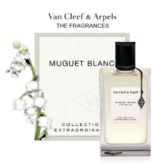 Аромат Collection Extraordinaire Muguet Blanc от Van Cleef & Arpels