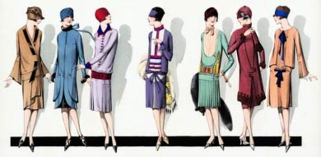 the history of womens fashion modesty